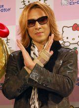 X JAPANの新アルバムについて言及したYOSHIKI (C)ORICON NewS inc.