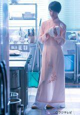 女優の剛力彩芽が、2015年1月3日放送のフジテレビ系新春ドラマスペシャル『大使閣下の料理人』にヒロイン役で出演