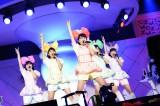 大阪城ホール史上初の女性限定ライブを行ったももいろクローバーZ