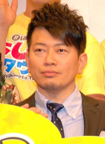 『ぱちんこ よしもとタウン』プレス発表会に出席した宮迫博之 (C)ORICON NewS inc.