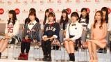 『第65回NHK紅白歌合戦』に初出場するHKT48 (C)ORICON NewS inc.
