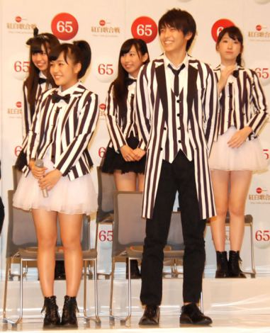 『第65回NHK紅白歌合戦』に出演するDream5 (C)ORICON NewS inc.