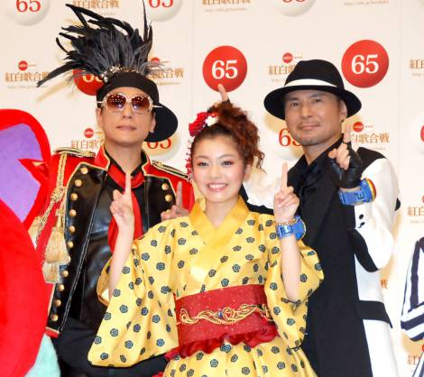 『第65回NHK紅白歌合戦』に出演するキング・クリームソーダ (C)ORICON NewS inc.