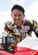 チュート福田、バイクレースに参戦