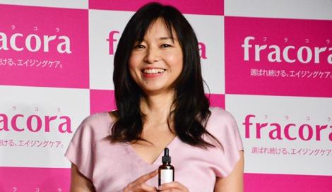 サムネイル 山口智子、美しさへの道は「50才でやっとスタートライン」と語る (C)oricon ME inc.