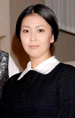 サムネイル 第1子妊娠を発表した松たか子 (C)ORICON NewS inc.