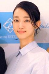 7月にTHE BACK HORNのベーシスト・岡峰光舟と結婚した入山法子=ジュエリープロデュース企画『+M collection』新作発表会 (C)ORICON NewS inc.