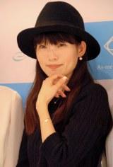 ジュエリープロデュース企画『+M collection』新作発表会に出席した森貴美子 (C)ORICON NewS inc.