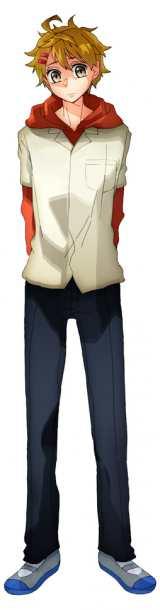 田万里歩(CV:蒼井翔太)OVA『この男子、石化に悩んでます。』(12月3日DVD発売)(C)Soubi Yamamoto/CoMix Wave Films
