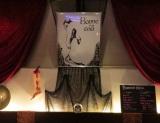 東京・赤坂駅から徒歩5分の場所にあるリビングバー『Bonne eau(ボンノウ)』の妖しい雰囲気の店内 (C)ORICON NewS inc.