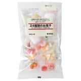 無印良品 クリスマス限定商品「24種類のお菓子」(税込550円)