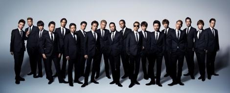 来年3月25日に19人体制初のアルバムをリリースすることを発表したEXILE