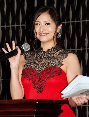 『ゴシップガール☆フェアウェル・パーティー』でMCを務めた『ゴシップガール』声優のたかはし智秋 (C)ORICON NewS inc.