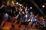『AKB48ステージファイター特別劇場公演』に出演した渡辺麻友ら 「ステージファイター選抜」(C)AKS