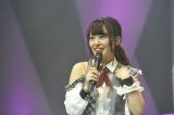 「ポスト山田菜々オーディション」の審査員を務める山田菜々  (C)NMB48