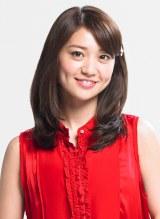 2015年1月6日スタートの関西テレビ・フジテレビ系ドラマ『銭の戦争』でに出演する大島優子(C)関西テレビ