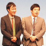 12・29のライブをもって解散することを発表したロシアンモンキー(左から)すーなか、川口清行 (C)ORICON NewS inc.