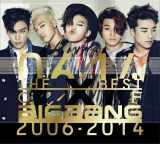 BIGBANGのベストアルバム『THE BEST OF BIGBANG 2006-2014』CD盤