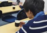 授業前にスープを飲むことで頭がスッキリ! 東京都内の個別指導塾の取り組み