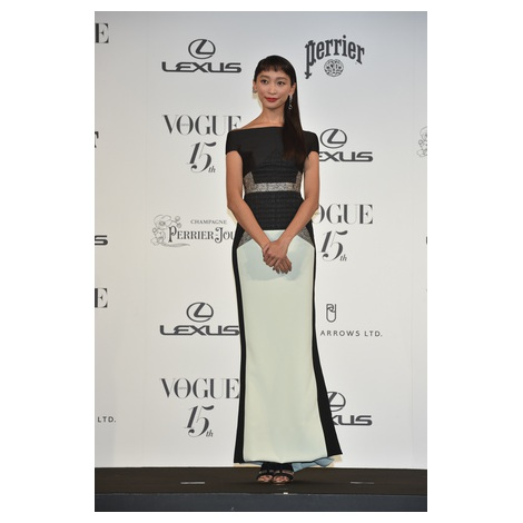 『2014 VOGUE JAPAN Woman of the Year&VOGUE JAPAN Woman of Our Time』を受賞した、杏