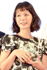 『第7回ペアレンティングアワード』授賞式に出席したスザンヌ (C)ORICON NewS inc.