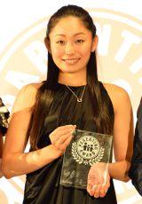 『第7回ペアレンティングアワード』授賞式に出席した安藤美姫 (C)ORICON NewS inc.