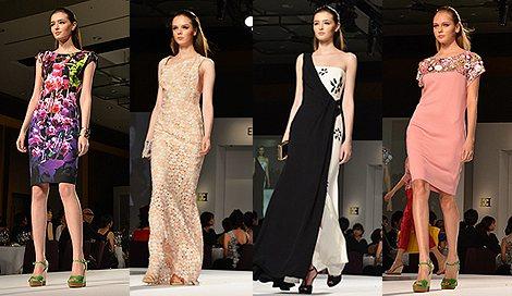 サムネイル ESCADAファッションショー「2015 春夏コレクション」 (C)oricon ME inc.
