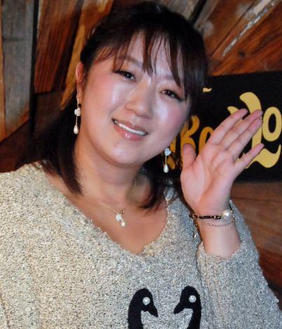 サムネイル 精力的な婚活を明かした美奈子 (C)ORICON NewS inc.