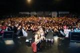 デビュー15周年を記念したファンクラブイベントを開催した倖田來未