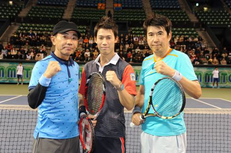 テニス 錦織 テレビ