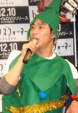 彼女との破局危機を明かしたパンサー・尾形貴弘 (C)ORICON NewS inc.