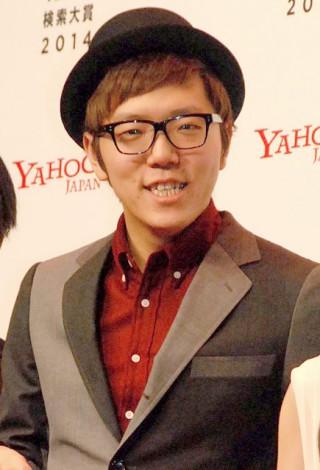 『Yahoo!検索大賞2014』発表会に出席したHIKAKIN (C)ORICON NewS inc.