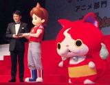 妖怪ウォッチも受賞=『Yahoo!検索大賞2014』発表会 (C)ORICON NewS inc.