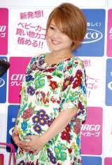 第2子妊娠を発表した中澤裕子(写真=12年第1子妊娠時撮影) (C)ORICON NewS inc.