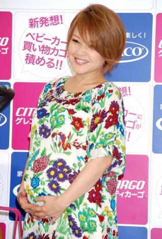 サムネイル 第2子妊娠を発表した中澤裕子(写真=12年第1子妊娠時撮影) (C)ORICON NewS inc.