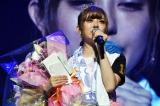 NHKホールのステージでアイドリング!!!から卒業した菊地亜美