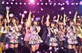 劇場公演10周年目に突入したAKB48(C)AKS