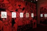 東京・上野の森美術館で開催中の『進撃の巨人展』1月1日からの後期日程では展示原画の一部入れ替えを実施