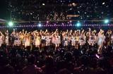 劇場公演9周年を迎えたAKB48(C)AKS