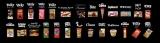 音楽を構成する26種類のお菓子