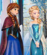 『アナと雪の女王』関連曲がTOP5独占(C)Disney