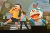 2015年3月7日公開の『映画ドラえもん のび太の宇宙英雄記』の主題歌はmiwaの新曲「360°」に決定