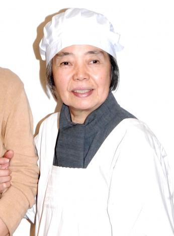 映画『あん』の制作発表記者会見に出席した樹木希林 (C)ORICON NewS inc.
