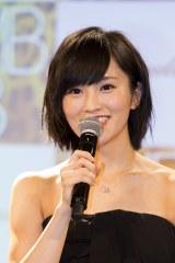 NMB48×Bijoude CM&コラボレーションジュエリー発表記者会見に出席したNMB48・山本彩