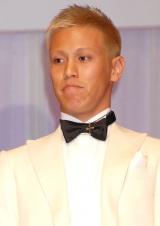 男性部門で2位にランクインした本田圭佑 (C)ORICON NewS inc.