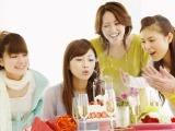 年末年始はクリスマスに忘年会、ママ友会など各種パーティが目白押し!!