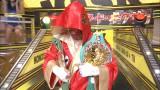 KAT-TUNの上田竜也がTBS系『炎の体育会TV』のリングへ! 対戦相手は写真の覆面を被った元世界チャンピオン、マスク・ド・ボクサーとボクシングでガチンコ対決(C)TBS