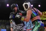今田耕司も初勝利目指してシュートボクシング対決に挑む(C)TBS