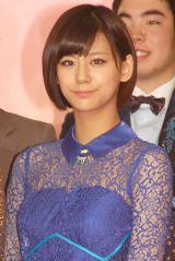 『第56回 輝く!日本レコード大賞』記者会見に出席した西内まりや