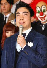 『第56回 輝く!日本レコード大賞』記者会見に出席した徳永ゆうき (C)ORICON NewS inc.